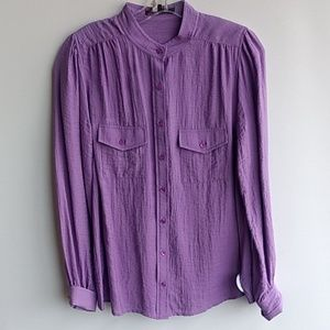 Bcbgmaxazria button down